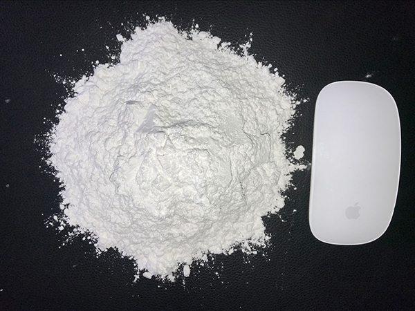 Active silica powder